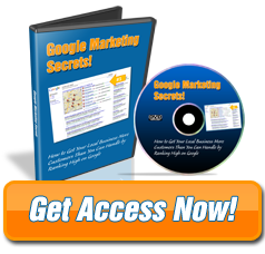 Google Marketing Secrets